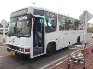 Krabi Bus Airport